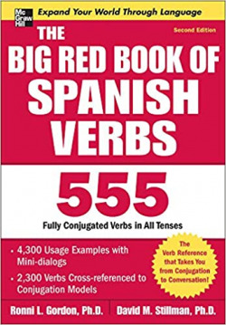 THE BIG RED BOOK OF SPANISH VERBS (BOOK ONLY)