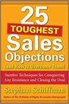 25 TOUGHEST SALES OBJECTIONS (AND HOW TO OVERCOME THEM)