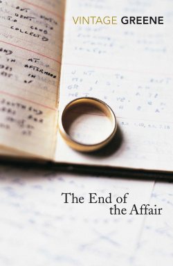 (greene)/end of the affair. pen