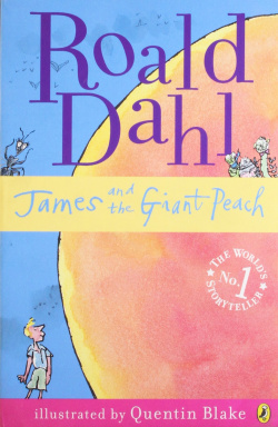 James and giant peach
