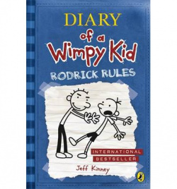 Rodrick rules: diary of a wimpy kid 2