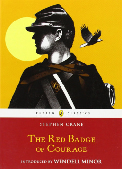 (crane).red badge of courage