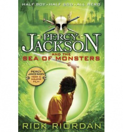 Percy Jackson and the sea monsters