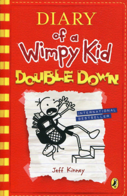 DIARY OF A WIMPY KID.DOUBLE DOWN