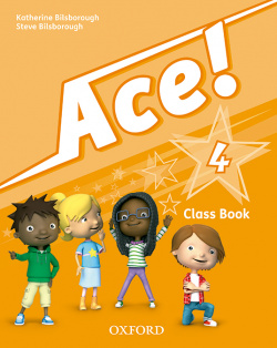Ace! 4. Class Book and Songs CD Pack Exam Edition Plus