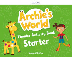 ARCHIE S WORLD STARTERS PHONICS AND READERS PACK