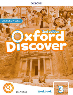 OXFORD DISCOVER 3 PRIMARY WORKBOOK WITH ONLINE PRACTICE SECOND EDITION
