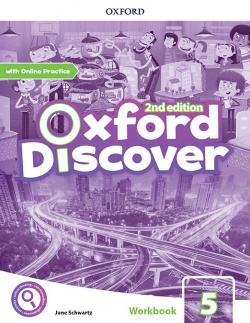 OXFORD DISCOVER 5 PRIMARY WORKBOOK WITH ONLINE PRACTICE SECOND EDITION