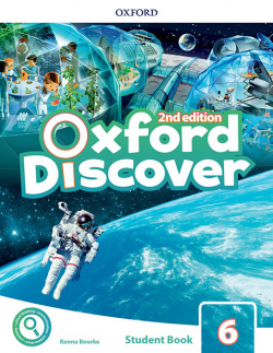 OXFORD DISCOVER 6 PRIMARY STUDENT BOOK SECOND EDITION
