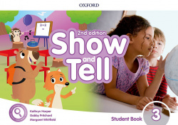 SHOW AND TELL 3 STUDENT BOOK WITH ACCESS CARD SECOND EDITION