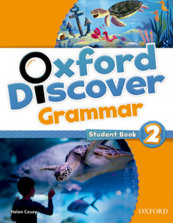 OXFORD DISCOVER GRAMMAR 2. STUDENTS