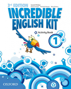 Incredible English Kit 1: Activity Book 3rd Edition