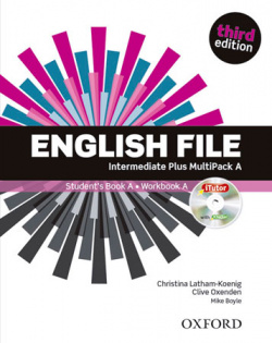 English File 3rd Edition Intermediate Plus. Split Edition Mu