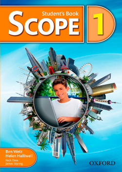Scope 1 Students Book