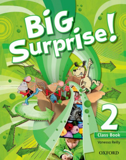 Big Surprise 2: : Class Book and Multi-ROM Pack