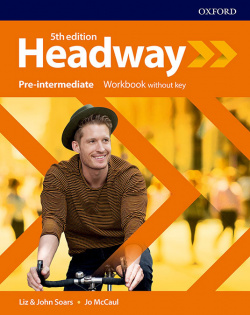 HEADWAY PRE INTERMEDIATE WORKBOOK WITHOUT KEY FIFTH EDITION