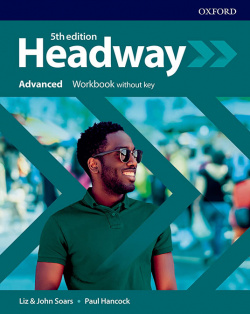 HEADWAY ADVANCED WORKBOOK WITHOUT KEY FIFTH EDITION
