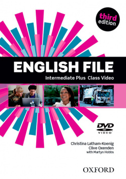 English File Intermediate Plus: DVD (3rd Edition)