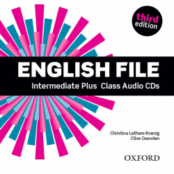 English File Intermediate Plus: Class CD (3rd Edition)