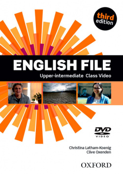 (DVD).(12).ENGLISH FILE UPPER-INT.(DVD CLASS) 3ªED.