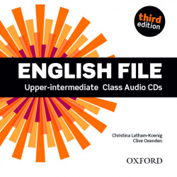 English File Upper-Intermediate class: CD (3rd Edition)