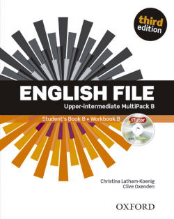 (14).ENGLISH FILE UPPER-INTERMEDIATE MULTIPACK B