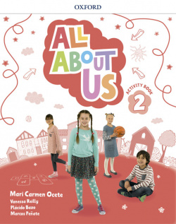 ALL ABOUT US 2 ACTIVITY