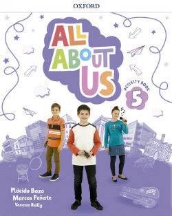 (18).ALL ABOUT US 5.(ACTIVITY +CD)