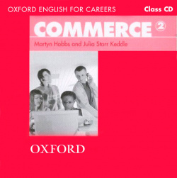 (AUDIO CD)(08).COMMERCE 2.(CLASS CD).(OXF.ENG.FOR CAREERS)