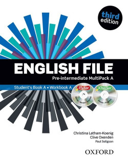 (13).(PARTE A).(ST+WB).ENGLISH FILE PRE-INTERMEDIATE 3ªED.