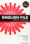 (TCHS).(12).ENGLISH FILE ELEMENTARY (3A.ED)*TEACHERS*
