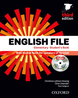 ^^(12).(PACK-KEY).ENGLISH FILE ELEMENTARY (3A.ED) WITH ITUT