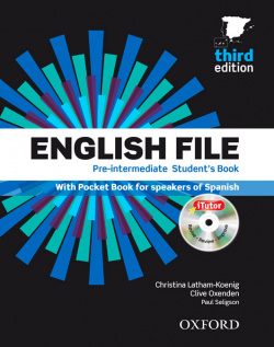 ^(12).ENGLISH FILE PRE-INTERM.(3ªED)(STUDENTS+ITUTOR+POCKET