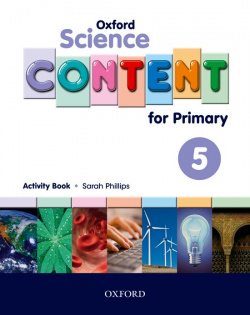 Science Content 5th Primary Activity Book