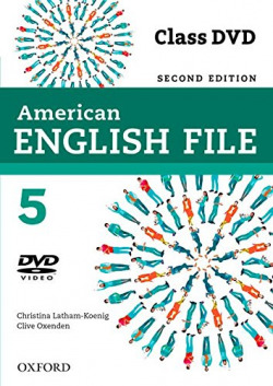 American English File 5: DVD 2ª Edición