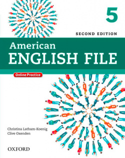 American English File 5: Students Book Pack 2ª Edición