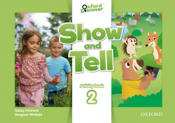 Oxford Show and Tell 2: Activity Book