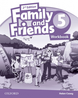 (14).FAMILY & FRIENDS 5º.PRIM.(WORKBOOK).2ªED