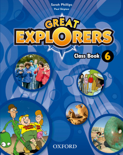 (15).GREAT EXPLORERS 6º.PRIM.(CLASS BOOK).REVISED