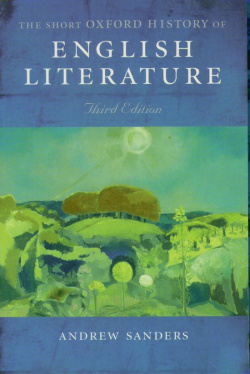 (N).SHORT OXFORD HISTORY ENG.LITERATURE.(3A.ED).