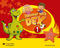 (15).DISCOVER WITH DEX 1.(4 AÑOS).PUPILS+ACT+STICKERS