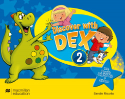 (15).DISCOVER WITH DEX 2.(5 AÑOS).PUPILS+ACT+STICKERS