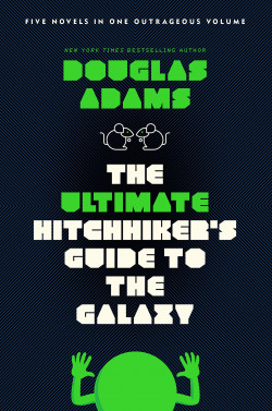 (adams)/hitchhiker´s guide to the galaxy