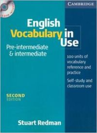 (+KEY+CD).ENG.VOCABULARY IN USE:PRE-INTERMEDIATE (3A.ED)