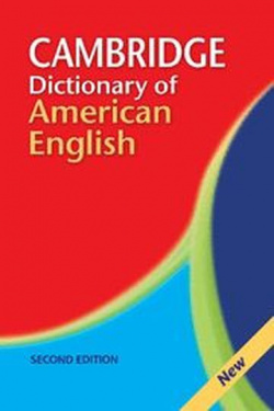 Camb Dict of American English 2ed 2nd Edition