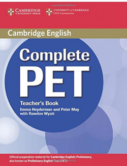 (TCHS).COMPLET PET (TEACHER'S.PROFESOR)