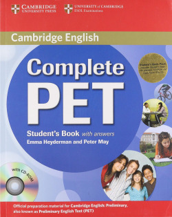 (11).COMPLETE PET SELF (STUDENTS PACK )
