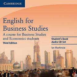 ENGLISH FOR BUSINESS STUDIES.(AUDIO CD) 3A.ED