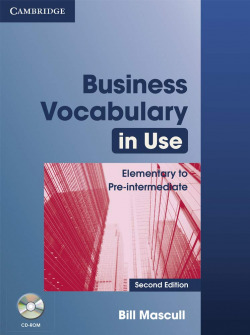 BUSINESS VOCABULARY IN USE ELEMENTARY.(+KEY+CD)