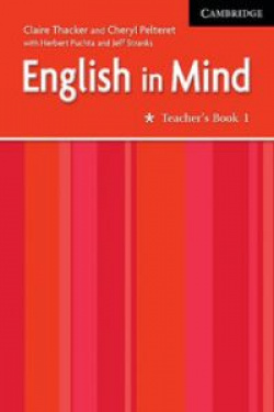 (TCHS).(10).ENGLISH IN MIND 1.(TEACHERS.PROFESOR)